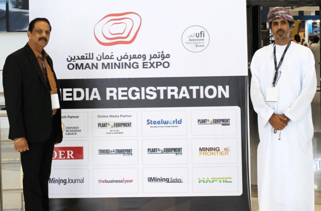Oman Mining EXPO